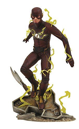 DIAMOND SELECT TOYS DC Gallery Dctv The Flash CW PVC Diorama from DIAMOND SELECT TOYS