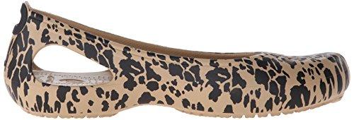 Crocs Animal W Gold Piatto Print Kadee U00WqrwxHv