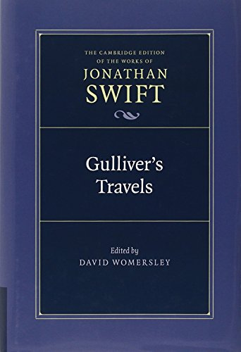 Gulliver's Travels (The Cambridge Edition of the Works of Jonathan Swift)
