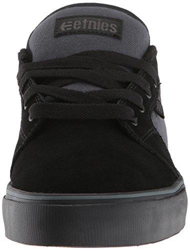 4101000351 468 Uomo Da Skateboard Black Scarpe Ls grey Etnies black Barge 0W7Agqn1wE
