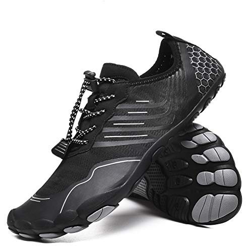Used, Water Shoes for Women Men Barefoot Quick-Dry Shoes for sale  Delivered anywhere in USA