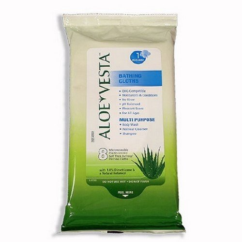 (CS) Aloe Vesta Bathing Cloths