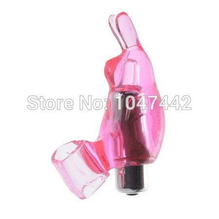 Toyslove Mini Finger Vibrator Vibe, 7 Mode Rabbit Vibrator Sex Toys For Woman Clitois Stimulator, Vibrators for Women Sex Products.