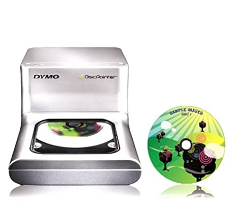 DYMO DiscPainter CD/DVD Color Impresora (1738260): Amazon.es ...