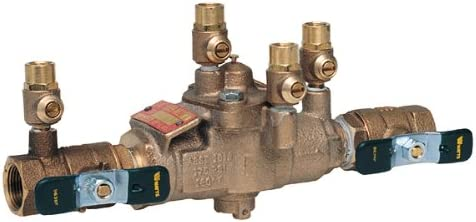 WATTS 3//4 LF009M3-QT-S Reduced Pressure Zone Backflow Preventer