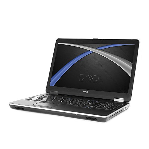 - DELL Latitude E6540 15.6' Laptop, Core i5-4310M 2.7GHz, 8GB Ram, 128GB SSD, DVDRW, Windows 10 Pro 64bit (Renewed)