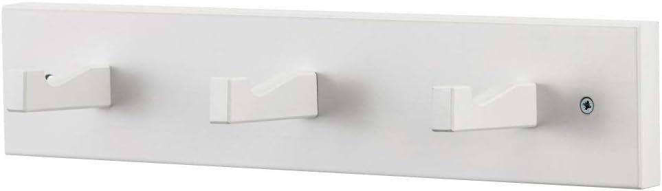 IKEA ASIA Kubbis Rack con 3 Ganci Bianco: Amazon.it: Casa e