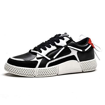 308d67fc LOVDRAM Zapatos De Hombre Nueva Primavera Zapatos para Hombres Moda Coreana  Deportes Moda Casual Zapatos De