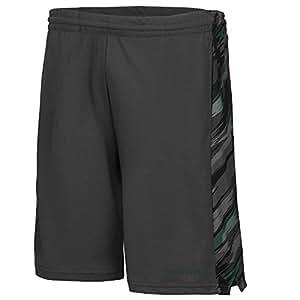 Mens NCAA Oregon Ducks Basketball Shorts (Charcoal) - 2XL
