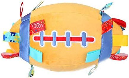 Ogquaton Juguete Educativo para niños Pelota de Peluche 23cm balón ...