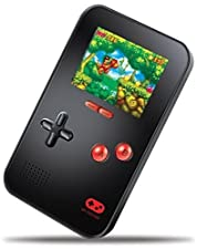 """My Arcade GoGamer Portable Gaming System with 220 HiRes 16 bit Retro Style Games & 2.5"""" LCD Screen- Black"""