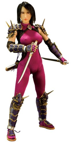 Soul Calibur Taki 12inch Action Figure