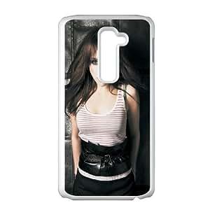 Celebrities Alexz Johnson LG G2 Cell Phone Case White Pretty Present zhm004_5990541