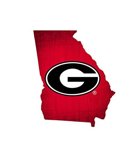 NCAA Georgia Bulldogs 12