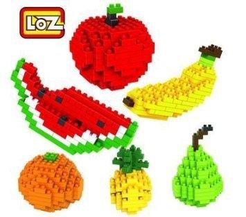 Apple Lego Blocks - 7