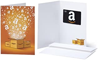 Amazon.com $50 Gift Card in a Greeting Card (Amazon Surprise Box Design) (BT00CTOYSY) | Amazon price tracker / tracking, Amazon price history charts, Amazon price watches, Amazon price drop alerts