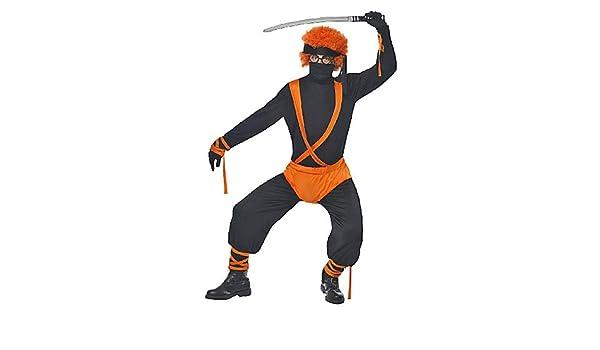 CH & CH Adult payaso Ninja Disfraz, medium: Amazon.es: Hogar