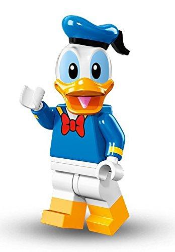 amazon com lego disney series collectible minifigure donald duck