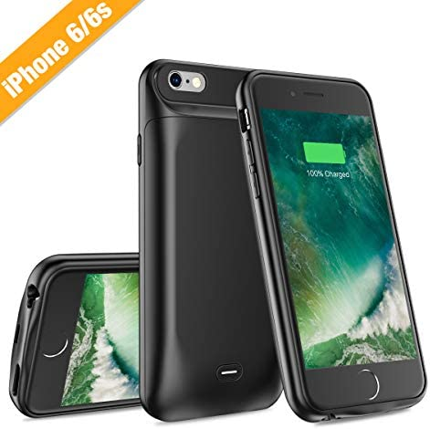 Battery Case iPhone 6S Charging