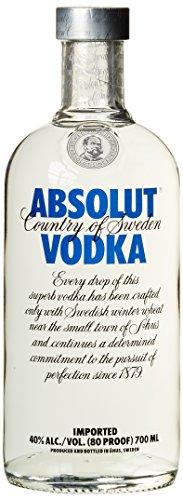 Absolut Vodka (1 x 0.7 l)