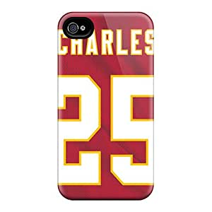 Scratch Resistant Hard Phone Cases For Iphone 6 With Allow Personal Design High Resolution Kansas City Chiefs Image AlainTanielian