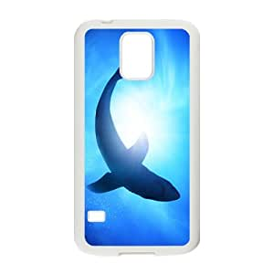 Shark Hight Quality Plastic Case for Samsung Galaxy S5