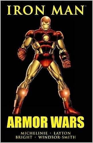 Amazon.com: Iron Man: Armor Wars (9780785125068): David Michelinie ...
