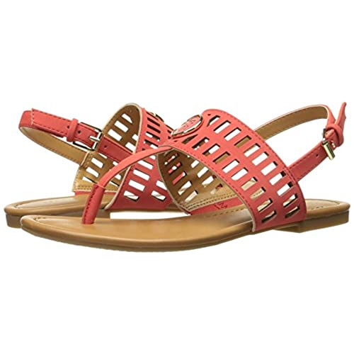 Tommy Hilfiger Womens Smith Flat Sandal