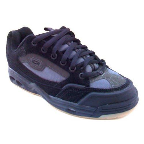 Globe GLOBE Rms3 Rodney Mullen Black Charcoal - Zapatillas de piel de cerdo para hombre negro Black Charcoal, color negro, talla 41: Amazon.es: Zapatos y ...