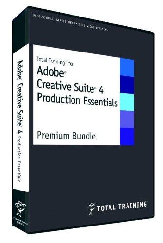 Total Training - Adobe CS4 Production Essentials Premium Bundle by Total Training Inc.