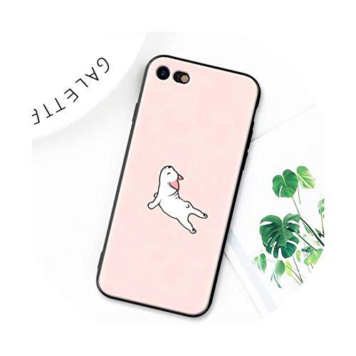 coque iphone 7 corgi