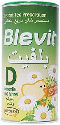 بليفيت شاي اطفال بالبابونج والشمر 300 ج Amazon Ae