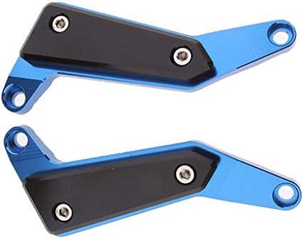 [해외]Gazechimp 엔진 프레임 슬라이더 혼다 Grom MSX125 용 보호 대 오토바이-파랑 / gazechimp engine frame slider for Honda Grom MSX125 Protector Motorcycle - Blue