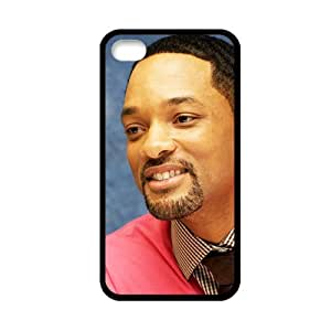 Generic Kawaii Back Phone Case For Kids With Will Smith For Apple Iphone 4 4S Choose Design 1
