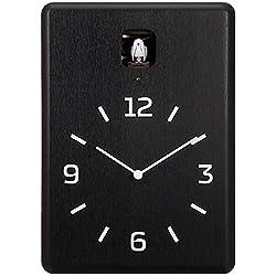Lemnos Men's Cucu Cuckoo Clock, Black, One Size