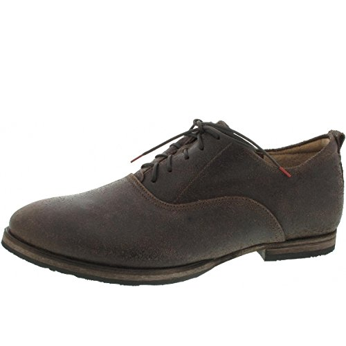 5 EU 41 Derby Marron Homme Think Marron Walta 6xqap1pw
