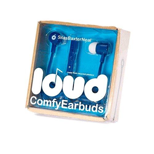 Loud Headphones Loud Silas Baxter Neal Comfy Earbuds Blue...