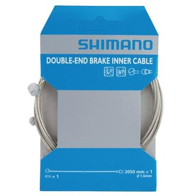 SHIMANO Stainless Steel Universal Brake Cable (1.6×2050-mm)