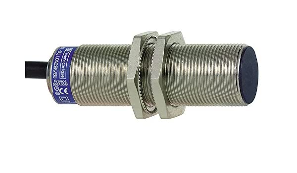 Telemecanique XS1M18MB250 Inductive Proximity Sensor, 240 VAC, 200 mA, XS Series: Electrical Equipment: Amazon.com: Industrial & Scientific