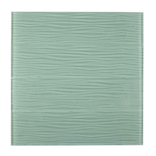 Light Green Glass Tile - Glass Subway Tile,
