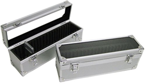 - Aluminum Storage Box for 20 Universal Coin Slab Holders PCGS / NGC / Premier / Little Bear Elite Etc