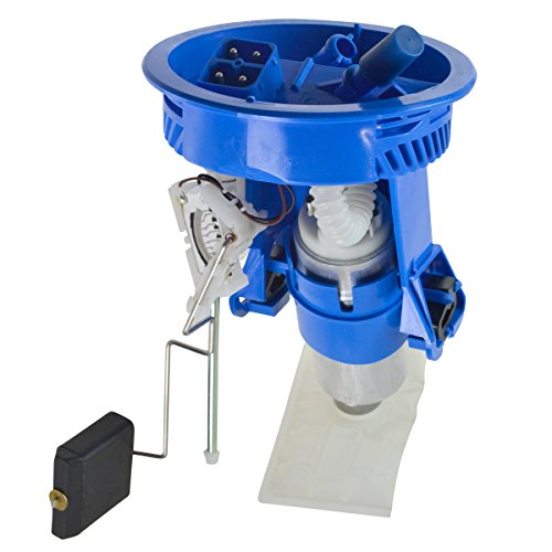 Blue Top Fuel Pump Assembly Module RH Side for BMW 318i 320i 323i 325i 328i M3