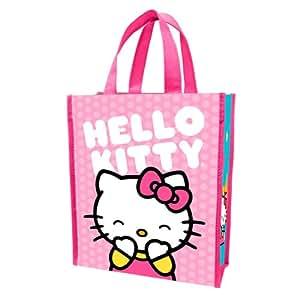 Amazon.com: Vandor Shopper Bolsos – Pequeñas, Hello Kitty ...