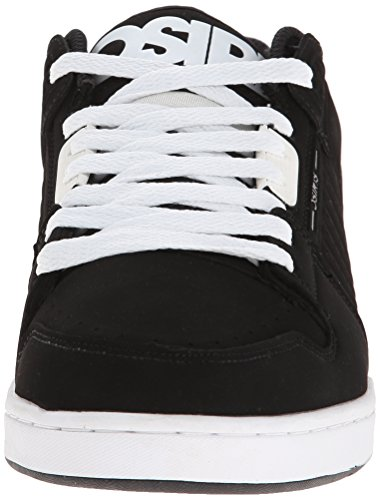 Schwarz PROTOCOL XPD Skate Shoes WHITE BLACK OSIRIS EqvY8