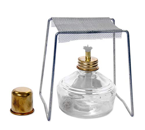 American Educational Alcohol Burner with Stand