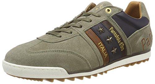 Pantofola d'Oro Herren Imola Grip Uomo Low Sneaker Grün (Olive .52a)