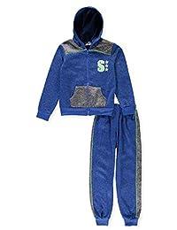 SLAM Boys' 2-Piece Sweatsuit Pants Set