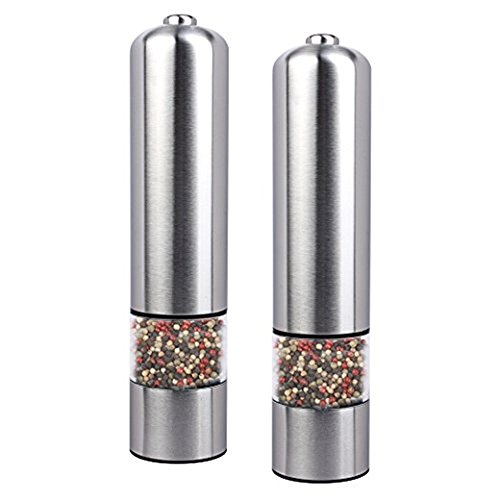 salt and pepper mill rechargeable - 8