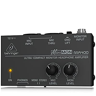 Behringer Micromon Ma400 by Behringer USA