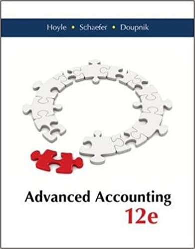 Amazon advanced accounting standalone book 9780077862220 advanced accounting standalone book 12th edition fandeluxe Image collections